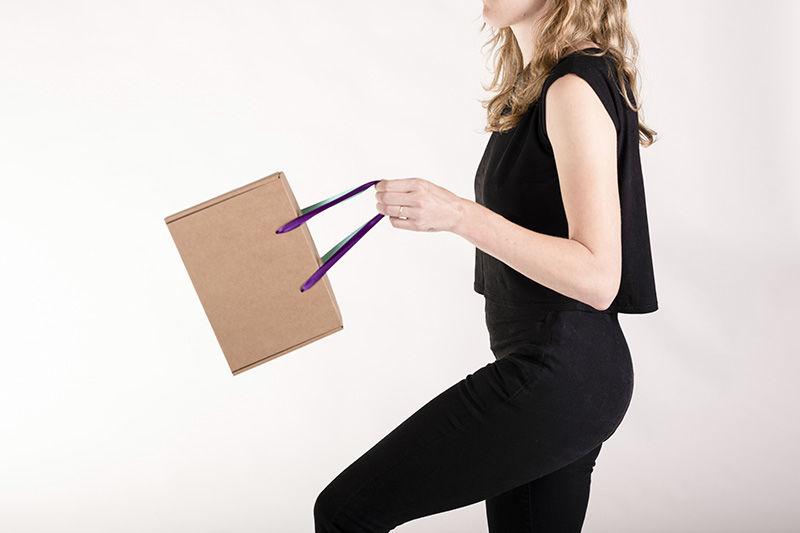 Dárková papírová krabice